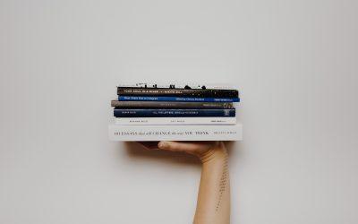 Książki, które mi pomogły