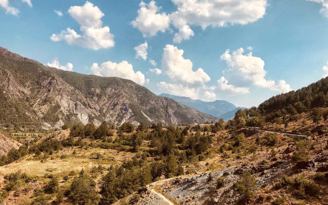 Kamperem przez Albanię