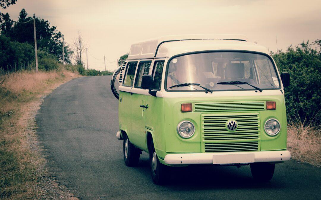 Jak zadbać o zdrowie podczas van life'u i podróży kamperem